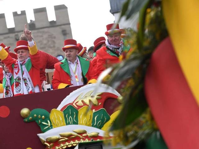 Premiere nach 200 Jahren: Änderung beim Rosenmontagszug in Köln