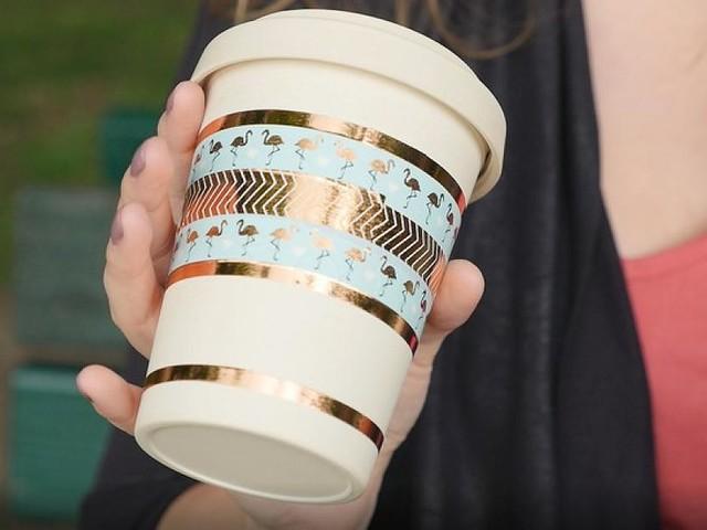 Sie sollen eigentlich Müllberge reduzieren - Coffee To Go Becher aus Bambus: Öko-Trend kann Gesundheit gefährden