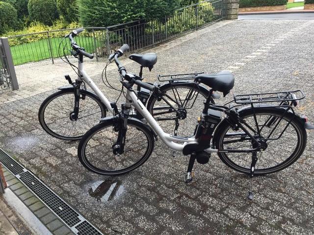 Kalkhoff Agutta E-Bike Pedelec in Edermünde