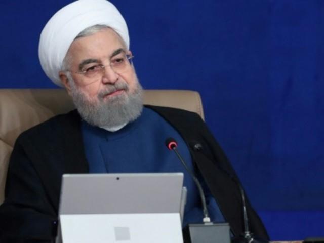 Iranischer Präsident Ruhani zeigt sich in Atomstreit mit den USA hart