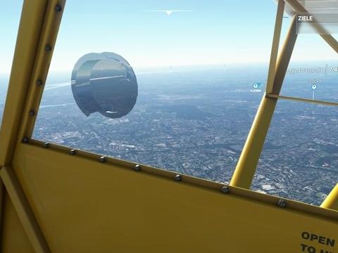 Video-Test: Microsoft Flight Simulator (Xbox Series X / S)