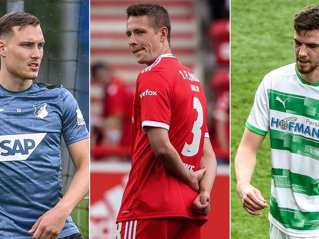 Raum, Jaeckel, Stach weg: Azzouzi erklärt Transfers der U21-Europameister