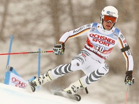 Ski alpin: Luitz in Alta Badia verletzt