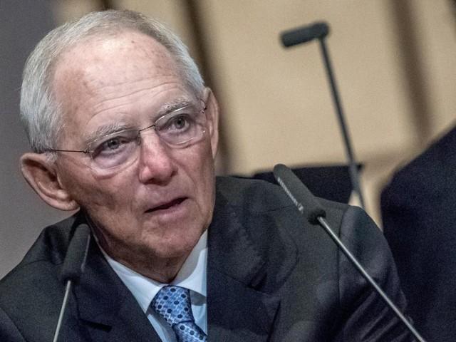 Schäuble hält Aufarbeitung der Flüchtlingspolitik für überflüssig