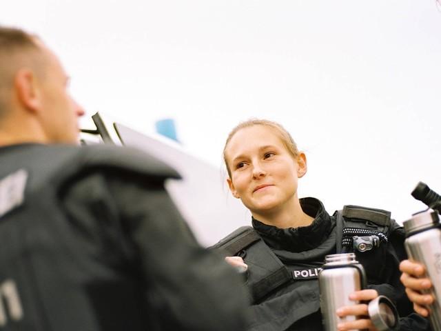 Powershake für Polizisten: Energie-Kick für kräftezehrende Einsätze