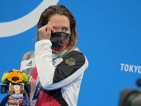 Sarah Köhler holt Bronze für die deutschen Schwimmer