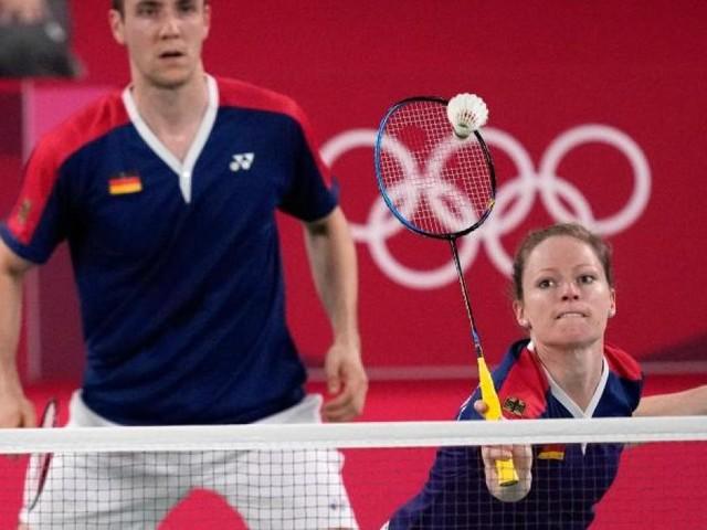 Deutsches Badminton-Mixed überrascht in Tokio