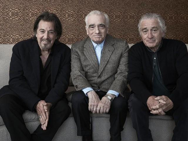 """Martin Scorsese über Robert de Niro und Al Pacino: """"Das ist etwas Magisches, was sie haben"""""""
