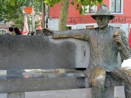 30. Todestag des Maigret-Erfinders Georges Simenon