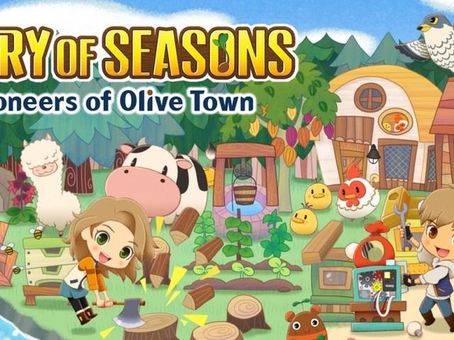 Story of Seasons: Pioneers of Olive Town - PC-Version ist startklar