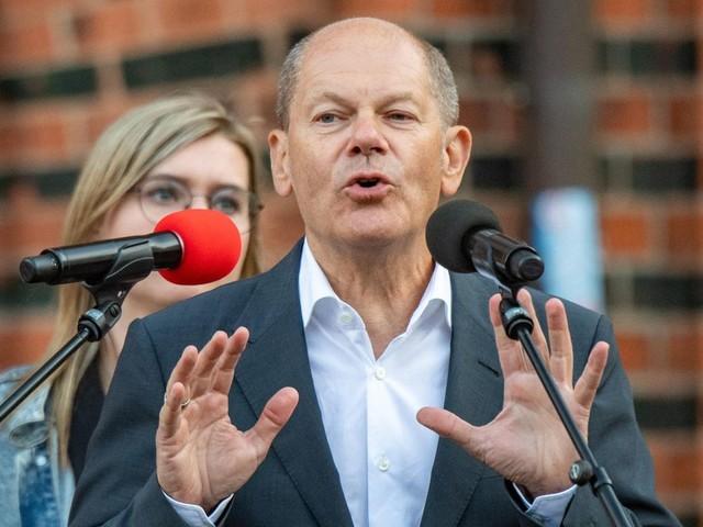 """SPD-Kanzlerkandidat: Scholz kritisiert Steuersenkungspläne der Union als """"unmoralisch"""" und """"unfinanzierbar"""""""