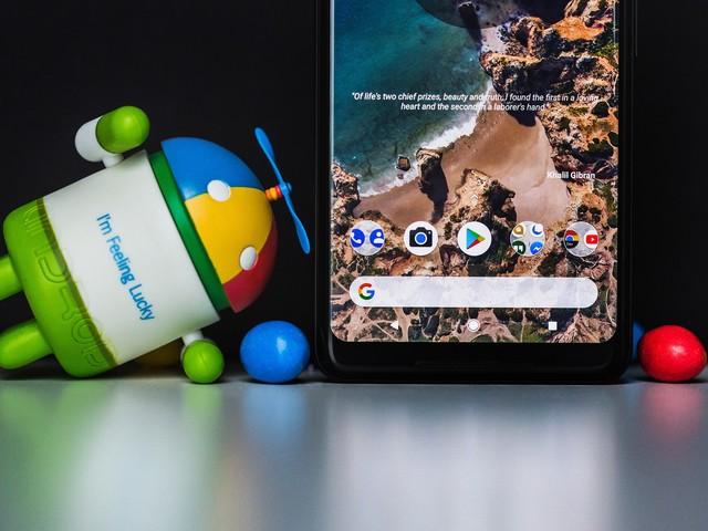Google Pixel 2 XL: Schnellladung nur im schmalen Temperaturfenster
