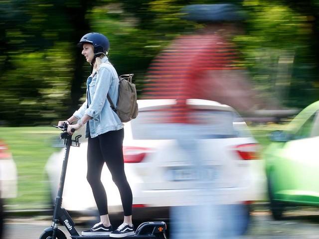 E-Scooter für Straße zugelassen: Diese Regeln gelten