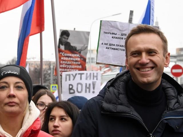 Nach Wahl: Razzia gegen Oppositionelle in Russland