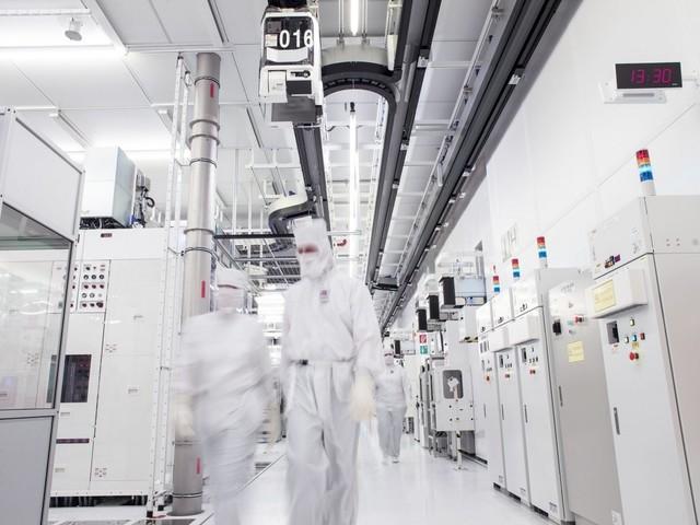 Chipauftragsfertiger Globalfoundries: 3,4-Milliarden-Euro-Halbleiterwerk im Bau