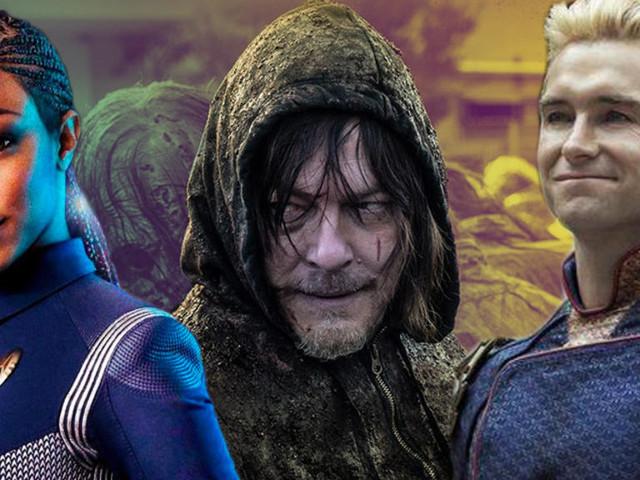 The Walking Dead, Star Trek & mehr: Die besten Serien-Rückkehrer 2020