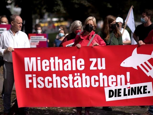 Enteignungsfantasien: Berlin flirtet mit dem Sozialismus