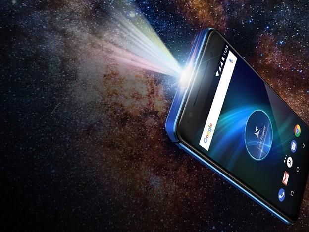 Allview X4 Soul Vision: Smartphone mit integriertem Beamer angekündigt