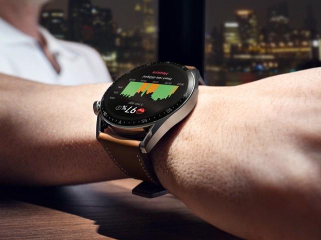 Huawei Watch GT 3 ist offiziell