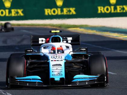 Desaster bei Formel-1-Comeback Glock nimmt Kubica in Schutz