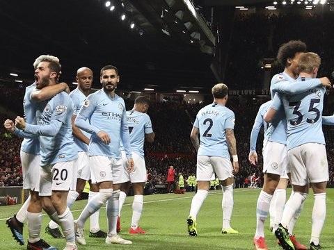 Premier League: Sané schießt Manchester City an die Tabellenspitze