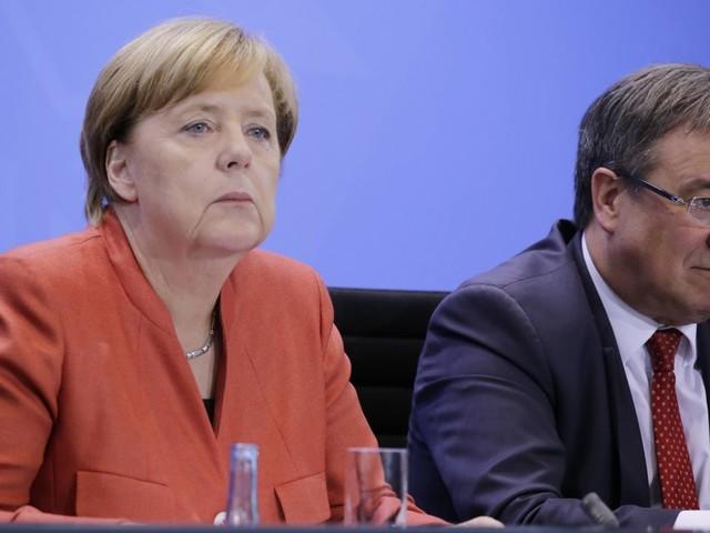 Armin Laschet (CDU) hatte drei wichtige Helfer – Angela Merkel gehörte nicht dazu