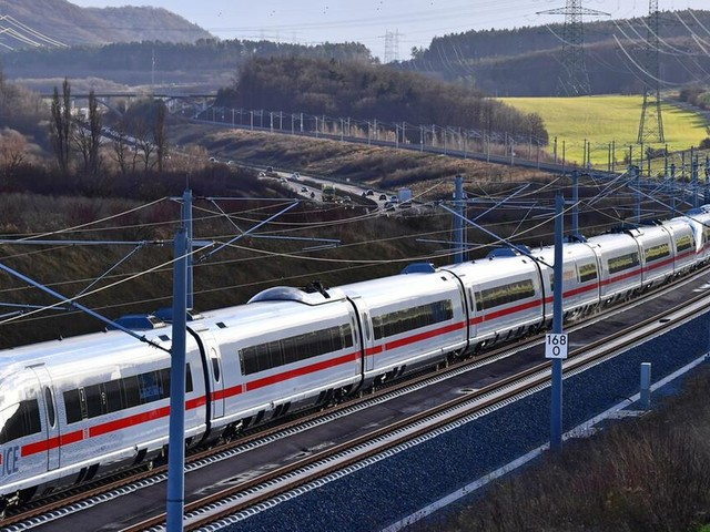 Bahn will Technikprobleme auf neuer ICE-Strecke schnell lösen