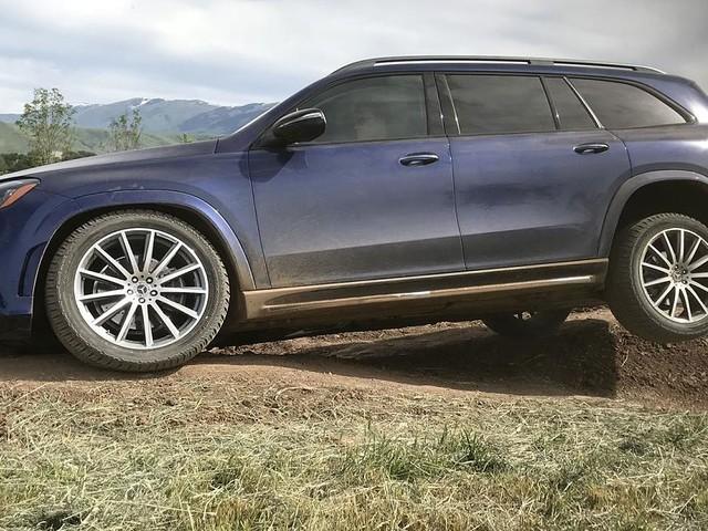 Fahrbericht Mercedes GLS 580 - Deutschlands luxuriösestes SUV kann alles - außer Elektro