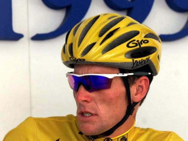 Lance Armstrong: Der Mann, der vom Himmel fiel
