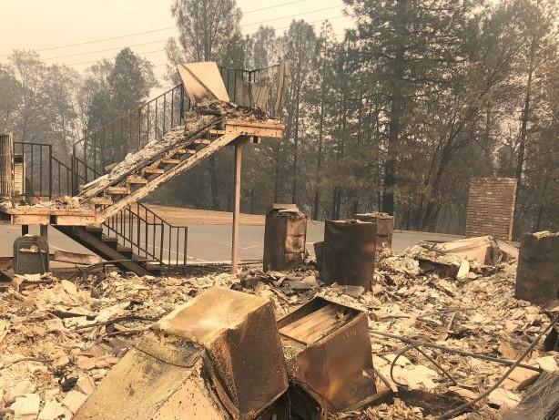 Waldbrand: Wie es zu der Feuer-Katastrophe in Kalifornien kam