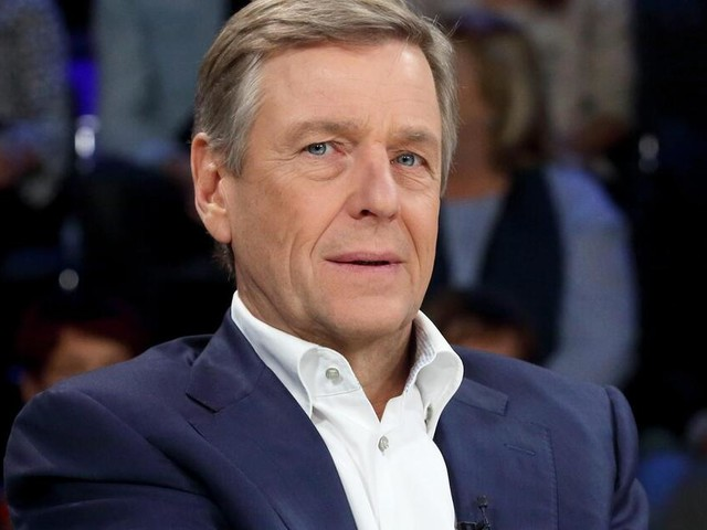 Bericht: Nachrichtensprecher Claus Kleber verlässt das ZDF