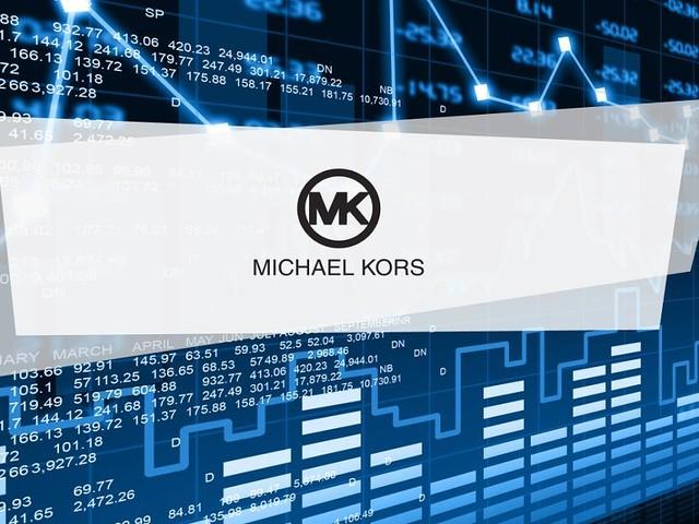 Michael Kors-Aktie Aktuell - Michael Kors fällt 1,3 Prozent