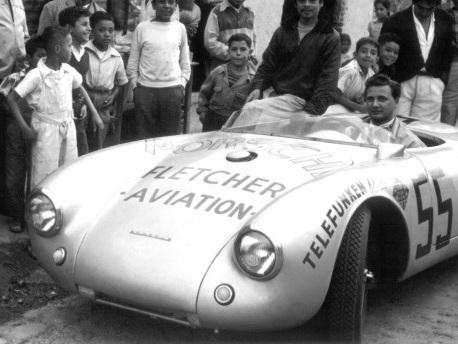 Historischer Porsche-Rennmotor zusammengebastelt