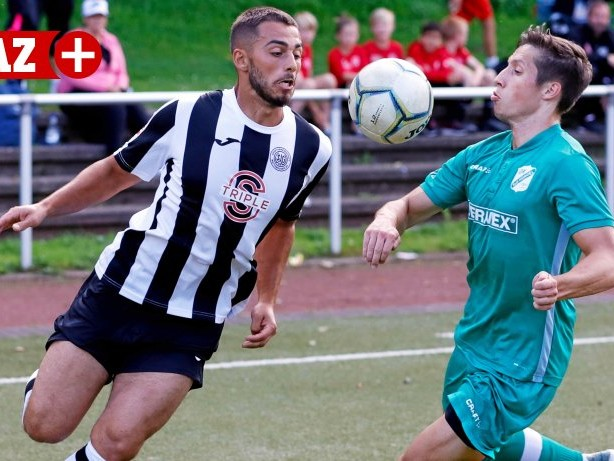 Fußball: 1:1 – DJK TuS Hordel mit gutem Auftritt bei Wattenscheid 09