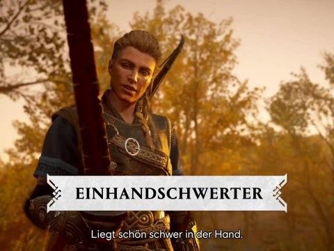 Assassins Creed Valhalla: Trailer zum Sigrblot-Fest zeigt das Einhand-Schwert