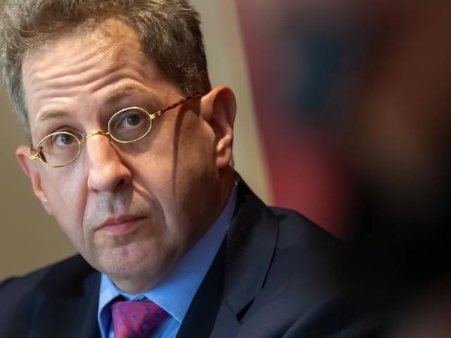Ex-Verfassungsschutzchef: Kramp-Karrenbauer droht Maaßen mit Parteiausschuss