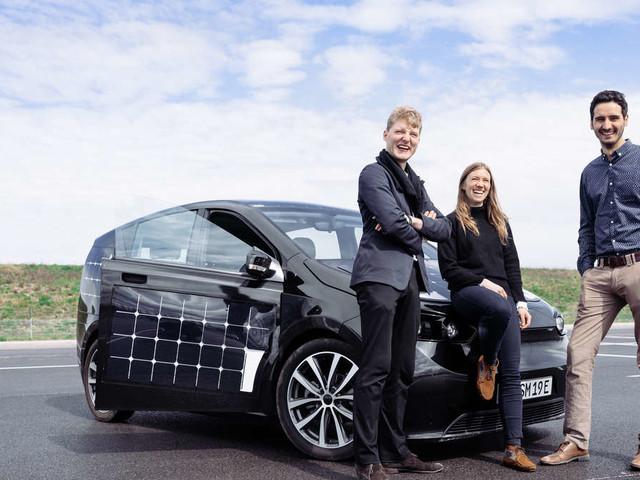 Sie brauchen 50 Millionen in 30 Tagen:Münchner Jung-Autobauer wagen heiklen Schritt für erstes Solar-Auto