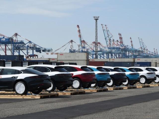 Rezessionsängste verstärkt: Deutsche Exporte schrumpften deutlich