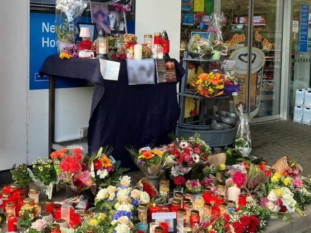 Erschütterung über Mord an Tankstelle wegen Maskenpflicht