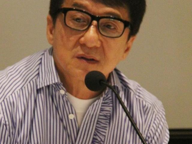 Jackie Chan: Er ruft zu Frieden in Hongkong auf