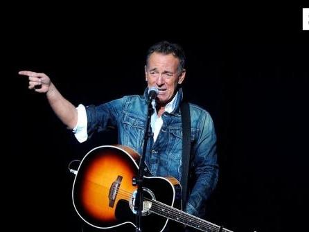 Bruce Springsteen erhält Woody-Guthrie-Preis