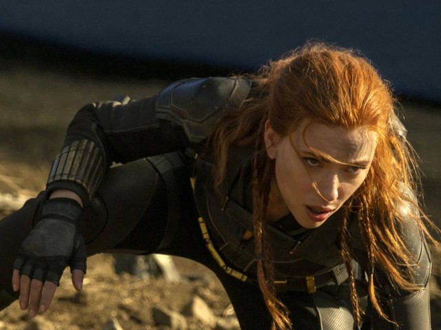 "US-Medien: ""Black Widow""-Star Scarlett Johansson verklagt Disney"