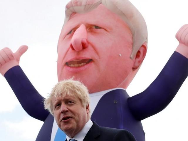 Großbritannien: Eine Labour-Hochburg fiel Boris Johnson in die Hände