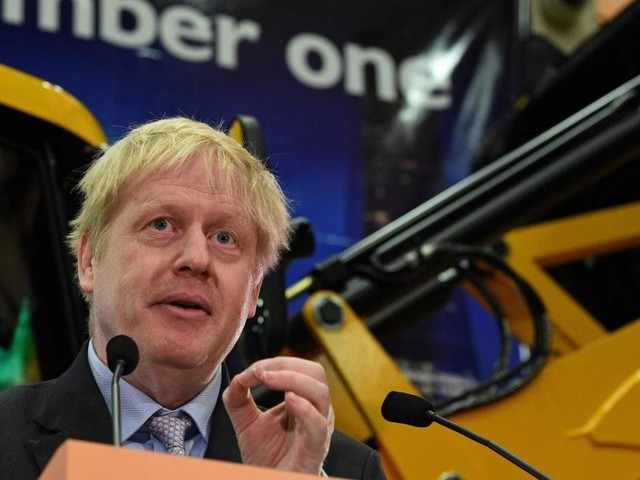 Brexit: Johnson warnt May vor Zugeständnissen an Labour Party