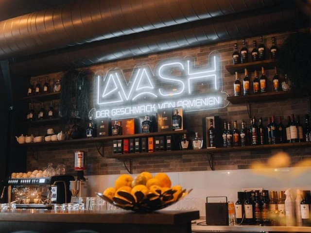 Lavasch: So schmeckt es im ersten armenischen Restaurant