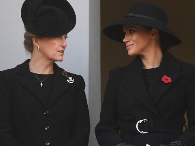 Königshaus: Queen-Schwiegertochter Sophie: Wir sind noch immer Familie