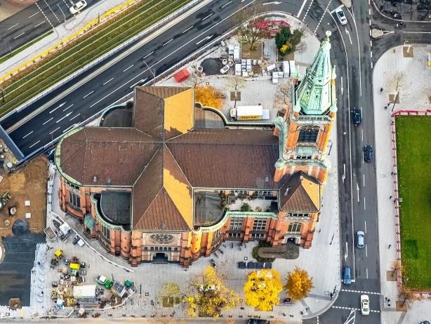 Kirche: Düsseldorfer Stadtkirche benötigt 10 Millionen Euro
