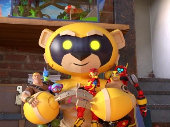 """""""Power Players"""" im Stream und TV: Wie geht es in Folge 36 der Animationsserie weiter?"""