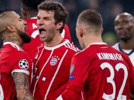 5:0 gegen Besiktas Istanbul: Bayern in Überzahl nicht aufzuhalten