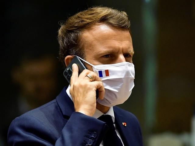 Frankreichs Präsident Macron mögliches Opfer von Hacker-Software Pegasus